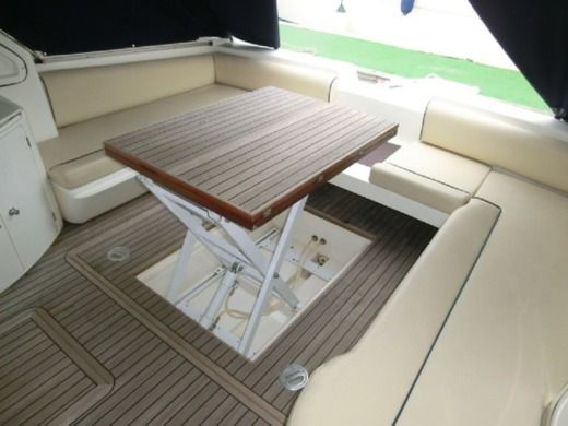 Motorboat Fiart 36 Genius for hire