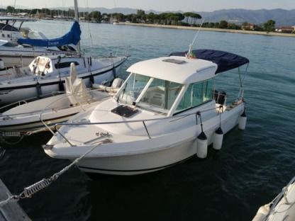 Rental Motorboat Jeanneau Merry Fisher 650 Bocca di Magra