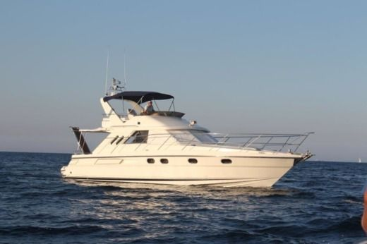 Motorboot Fairline Phantom 45 zu vermieten