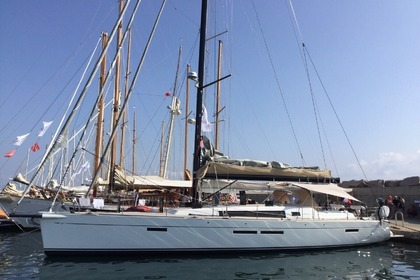 Hire Sailboat Wauquiez, CENTURION 57  MERCATOR III Cannes