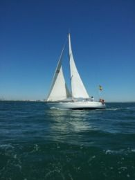 Charter Sailboat Visier 35 Huelva