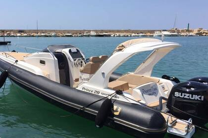 Rental RIB NUOVA JOLLY PRINCE 28 Valletta