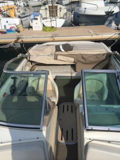 Motorboat Sea Ray 190 Bow Rider for hire