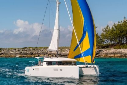 Location Catamaran Lagoon 39 Lavrio