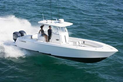 Rental Motorboat Contender 30 Galveston