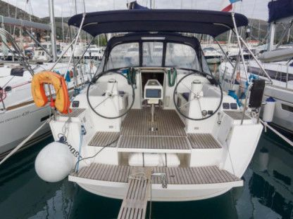 Rental Sailboat Dufour 380 Seget Donji