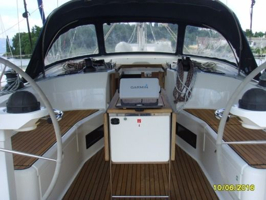 Bavaria 45 Cruiser in Lefkada for hire