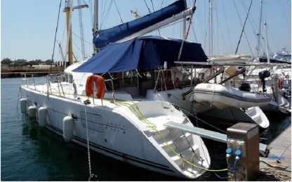 Location Catamaran Lagoon 380 Arbatax
