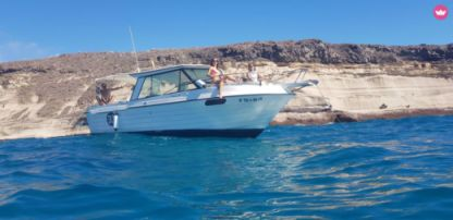 Rental Motorboat Thompson Fisherman Costa Adeje