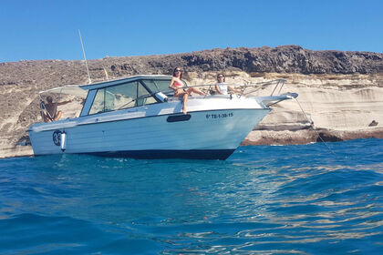 Charter Motorboat THOMPSON FISHERMAN Costa Adeje
