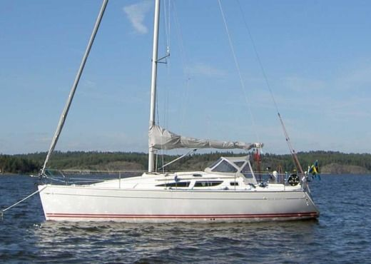 Sailboat JEANNEAU SUN FAST 35 for hire