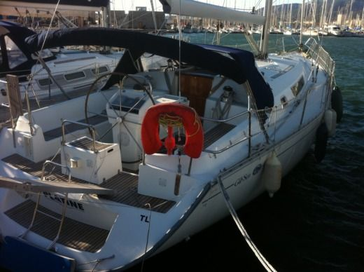 Sailboat Gibert Marine 472 for hire
