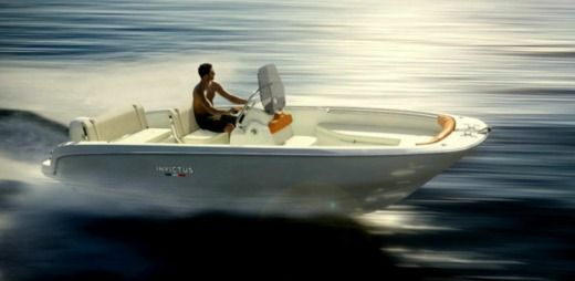 Motorboat Invictus Fx 190-3 for rental