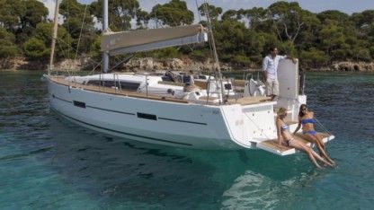 Rental Sailboat Dufour 460 Gl Le Marin