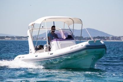 Location Semi-rigide Brig Eagle 645 Rib Sport Boat Alcúdia