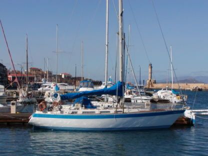 Rental Sailboat Hood 38 Wacquiez Chania