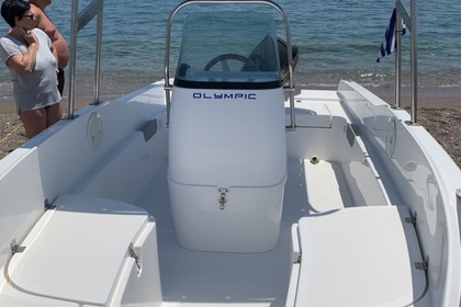 Hire Motorboat Olympic 490 Faliraki