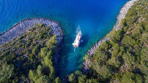 Ece Yachting Ketch in Fethiye for hire