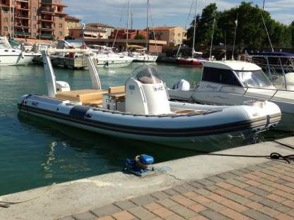 Rental RIB Bwa 27 - Evolution Ibiza