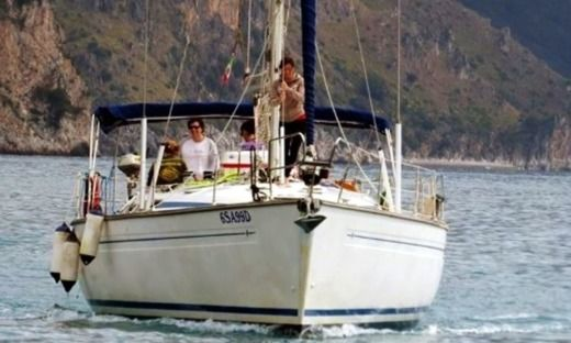 Bavaria 50 Cruiser in Agropoli peer-to-peer