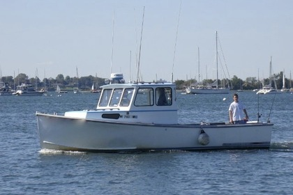 Charter Motorboat H&H 27ft New York