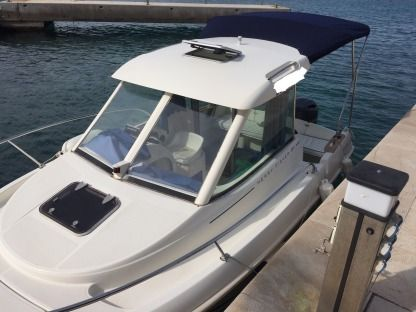 Rental Motorboat Jeanneau Merry Fisher 585 Split