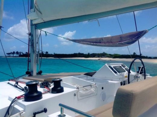 Lagoon Lagoon 450 in Gros Islet for hire