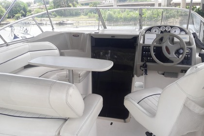 Hire Motorboat BAYLINER CIERA 2855 Belgrade