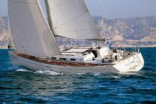 Sailboat Dufour 44 Performance