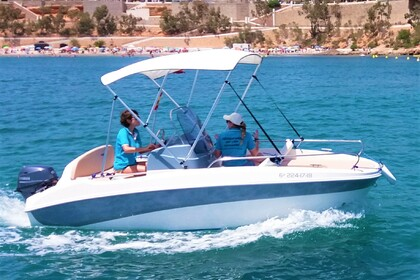 Hire Motorboat REMUS 450 Torrevieja