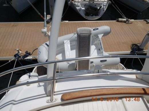Jeanneau Prestige 46 Fly in Port-Camargue for hire