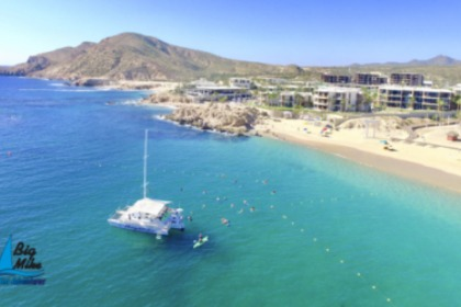 Hire Catamaran Custom Trimaran 42 Cabo San Lucas