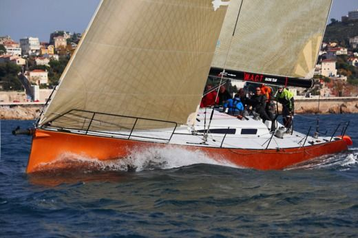 Sailboat Sydney Yacht Irc46 for hire