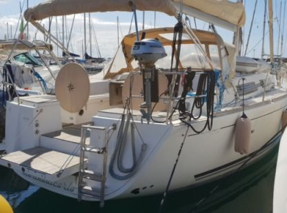 Rental Sailboat Dufour 405 Grand Large Talamone