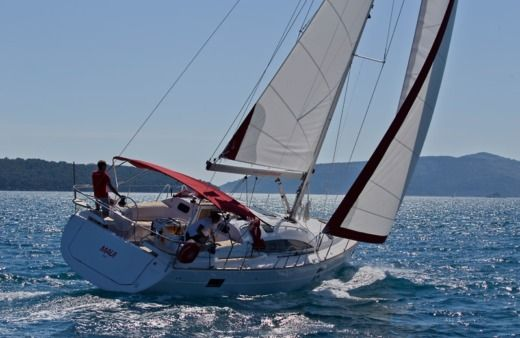 Elan Impression 45 in Trogir for hire