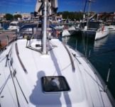 Sailboat Beneteau Oceanis Cyclades 393 for hire