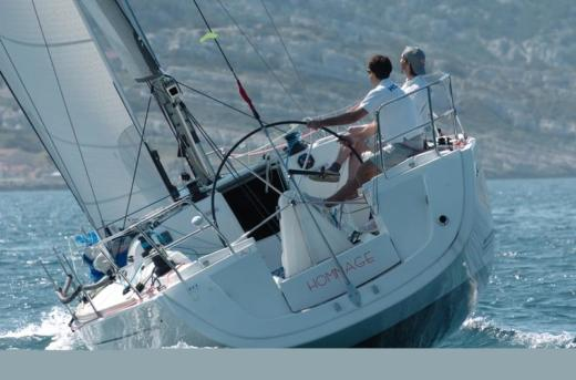 Dufour Dufour 40 Performance + in Calvi peer-to-peer
