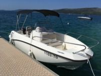 Quicksilver 555 Activ in Trogir