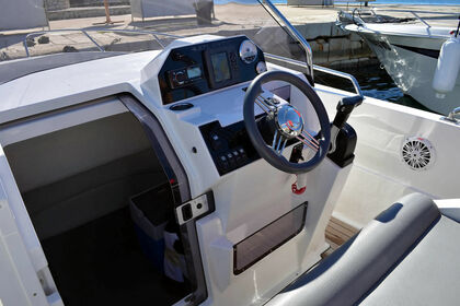 Hire Motorboat Atlantic Atlantic Marine Open 670 Makarska