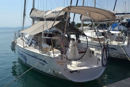 Rental Sailboat Bavaria 35 Match Keramoti