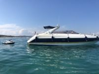 Motorboat Sunseeker 40 for hire