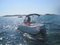 Atlantic Marine Open 490 in Vodice for hire
