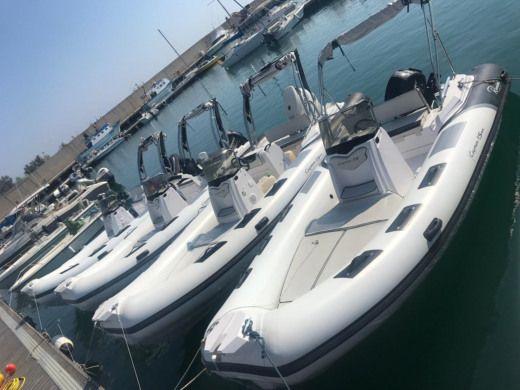 Noleggio Ranieri Cayman 18 a Badolato - Click&Boat