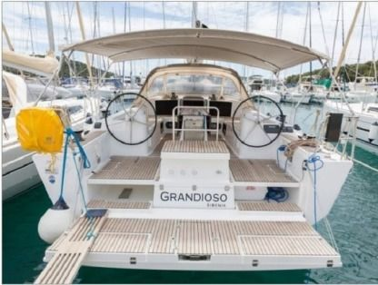 Charter Sailboat Dufour 500 Grand Large (Grandioso) Rogoznica