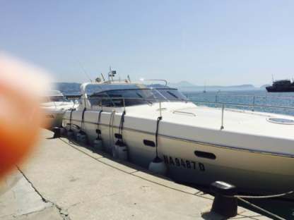 Charter Motorboat Fiart Mare 42 Bacoli