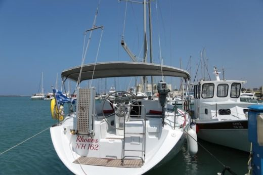 Beneteau Oceanis 36 in Héraklion peer-to-peer