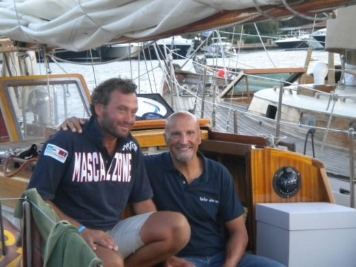 Sparkman & Stephens Cutter in Porto-Vecchio for rental