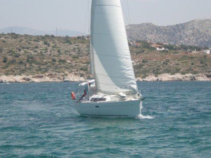 Charter Sailboat Beneteau Oceanis 34 Lavrion