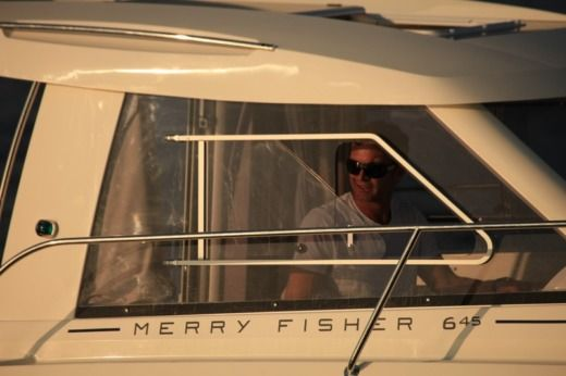 Barca a motore Jeanneau Merry Fisher 645 tra privati