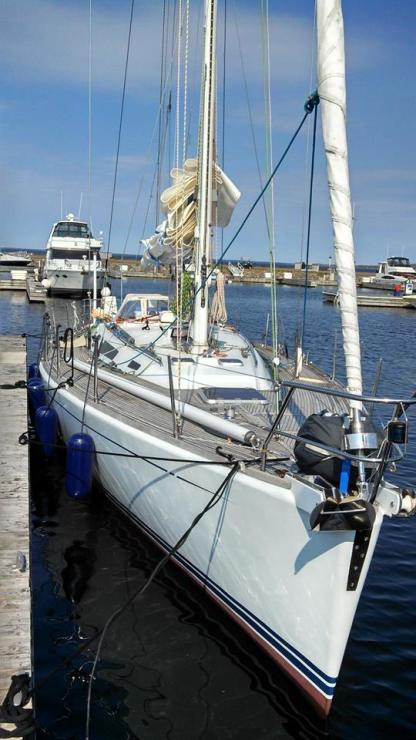 Rental Sailboat Dubois Sloop Boston